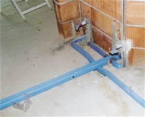 Wasserleitung Durchmesser Einfamilienhaus : d mmen von sanit r und heizungsrohren ~ Frokenaadalensverden.com Haus und Dekorationen