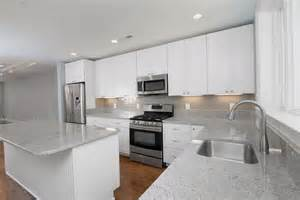 kitchen backsplash with white cabinets white kitchen cabinets subway tile backsplash home design ideas