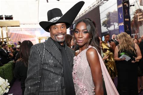 Billy Porter Historic Emmys Win For Pose With Cast