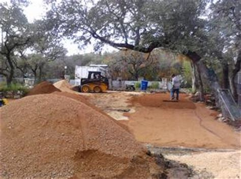 decomposed granite driveway quot citihaul quot topsoil sand
