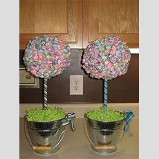 Dum Dum Lollipop Topiary Trees
