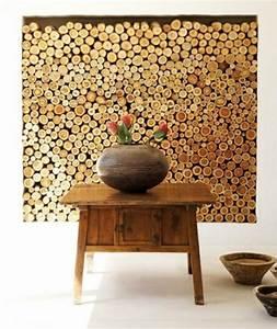 Objet Deco Original : la d co de la maison objets en bois ~ Teatrodelosmanantiales.com Idées de Décoration