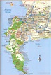 Cape Town Map - Travel | Map