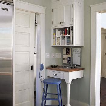 kitchens corner desk design ideas