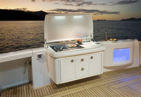Boat Cockpit Grill by 44 Best Onboard Images On Electric Grills