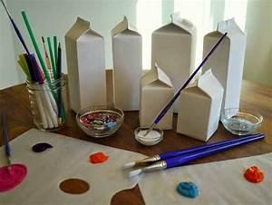 Upcycling Ideen Papier : 21 upcycling ideen was man aus leerem tetrapack zaubern kann diy do it yourself selber ~ Eleganceandgraceweddings.com Haus und Dekorationen
