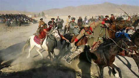 brutal afghan equestrian sport stands  test  time  war