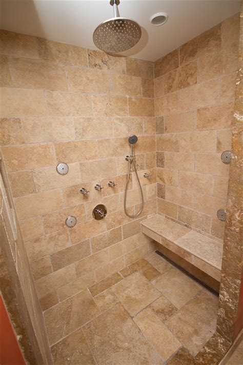 Houzz Living Rooms Traditional by Designer Bathrooms Traditional Bathroom Toronto By