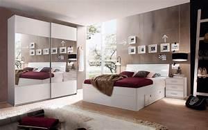 Schlafzimmer Komplett Otto : schlafzimmer set in 2 ausf hrungen set aus schrank bett und nachttisch online kaufen otto ~ Watch28wear.com Haus und Dekorationen