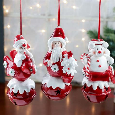 holiday sleigh bell ornament on sale holiday crafts