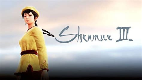 Shenmue 3 Official Box Art Revealed Thisgengaming