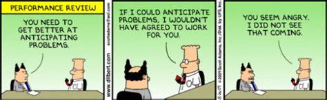 Markhowelllivecom  Dilbert On Anticipating Problems