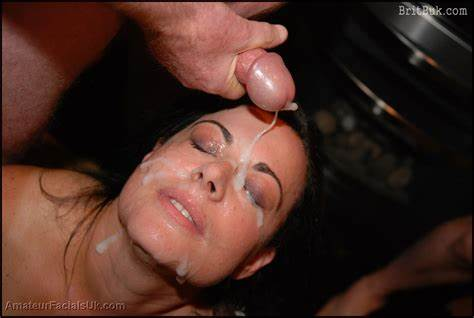 Com Milf Facial On Husbands Mate