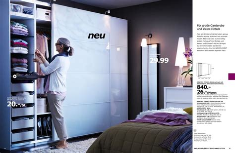 Ikea Pax Schiebetüren Und Scharniertüren Kombinieren