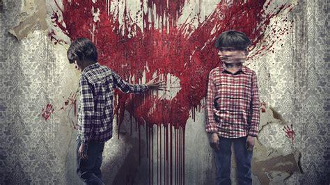 wallpaper sinister  horror movies