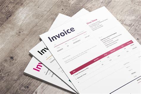 smart invoice template bella