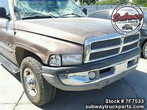 Used Parts 2000 Dodge Ram 2500 8 0l V10 4x2