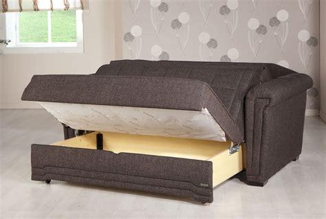 Loveseat Sleeper Sofa Sale by Andre Brown Loveseat Sleeper By Istikbal
