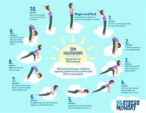 Refresh Your Monday With Sun Salutations DeStress Monday