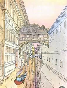 Canal Grande Di Venezia - Catalogo Illustrato