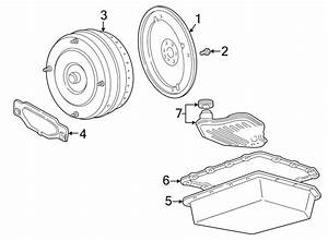Ford Expedition Automatic Transmission Flexplate  Liter