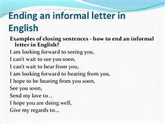 Ana S English Blog INFORMAL EMAIL ANYWAY INTERMEDIATE Best Photos Of Ending A Cover Letter How To End A Cover How To End A Business Letter In Spanish Cover Letter How To End A Thank You You Sales
