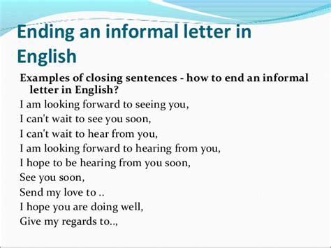 ultimate informal letter writing guide