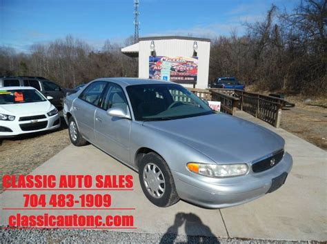 2003 Buick Century For Sale by 2003 Buick Century For Sale Carsforsale
