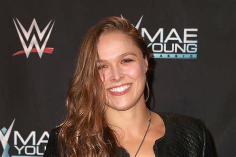Ronda Rousey Announces Wrestling Career At Royal Rumble
