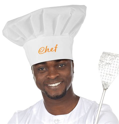 chef en cuisine chef 39 s toque for adults hats and fancy dress costumes
