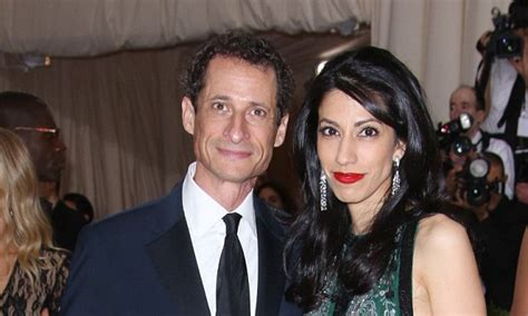 Huma Abedin Anthony Weiner Divorce