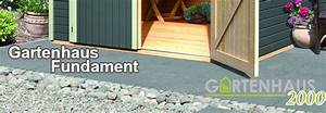 Fundament Und Bodenplatte : gartenhaus plattenfundament gartenhaus online magazin ~ Whattoseeinmadrid.com Haus und Dekorationen