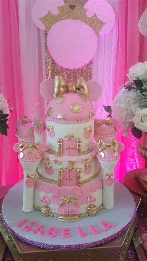 royal minnie mouse birthday party ideas minnie mouse