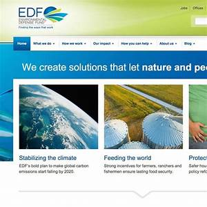 Featured Ally Website: Environmental Defense Fund ...