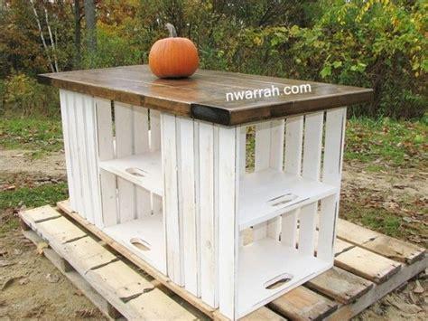 30 kitchen island 30 rustic diy kitchen island ideas diy craft s