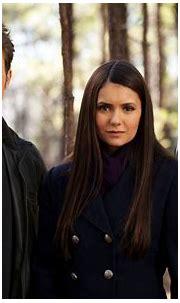 Elena Gilbert Stefan and Damon Salvatore The Vampire Diaries
