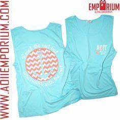 Alpha Omicron Pi Emporium AOII custom group order on