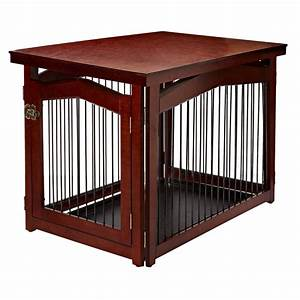 2 in 1 configurable pet crate and gate with same day With dog crate gate