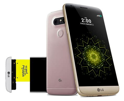 Lg G5, 360 Cam, Lg Rolling Bot Introduced