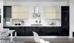 Cucine Laccate Bianco E Nero ~ duylinh for