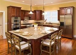 Minimalis Large Kitchen Islands With Seating Gallery 32 Kitchen Islands With Seating Chairs And Stools