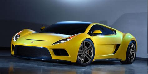 Own The Rights To The Saleen S7 And S5s Supercars