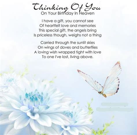 Happy Birthday In Heaven Images Happy Birthday Quotes And Images To Someone In Heaven