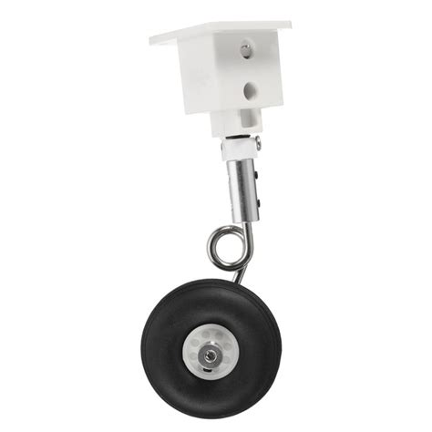 Landing Gear Fixed Base With Steel Wire Wheel For