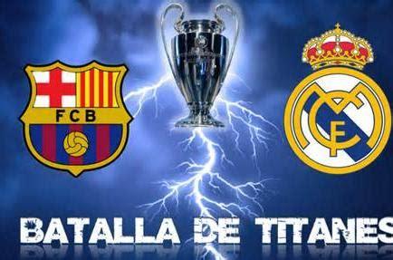 Barcelona vs Real Madrid En Vivo Clásico 2013 Online | El ...