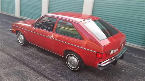 8,500 Miles & $6,950! 1980 Chevrolet Chevette