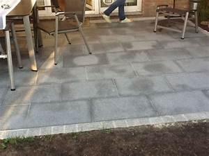 Granit pflaster terrasse google suche sitzplatz for Pflaster terrasse