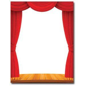 stage drama theater curtains kids themed computer
