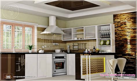 house kitchen interior design home interior designs by increation kerala home design 4337