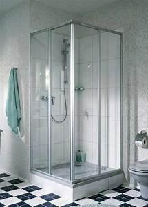 Duschkabine 175 Cm Hoch : dusche eckeinstieg 85 x 85 cm schiebet ren h he 175 cm hoch ~ Michelbontemps.com Haus und Dekorationen